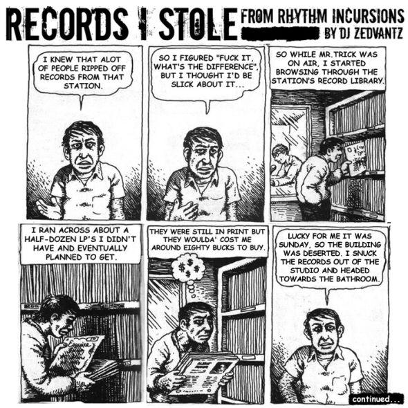 Comic - Page 1